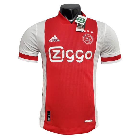 maillot Édition player ajax 1ème 2020-21