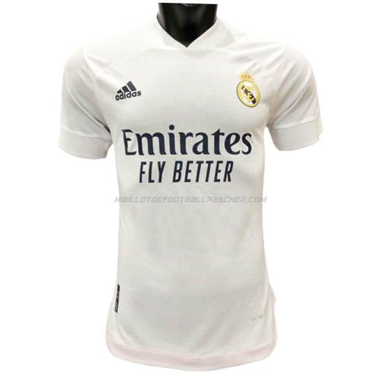 maillot Édition player real madrid 1ème 2020-21