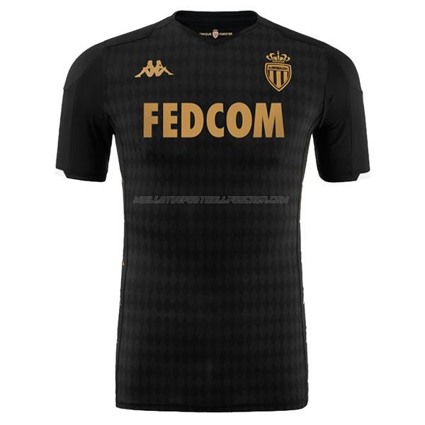 maillot as monaco 2ème 2019-2020