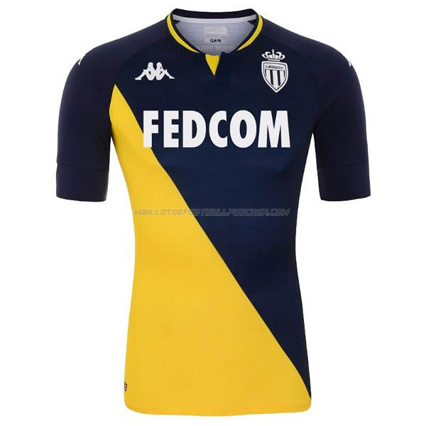maillot as monaco 2ème 2020-21