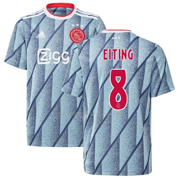 maillot eiting ajax 2ème 2020-21