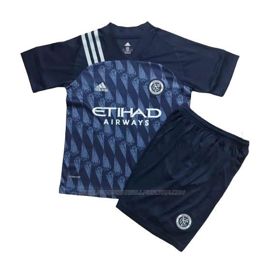 maillot enfant new york city 2ème 2020