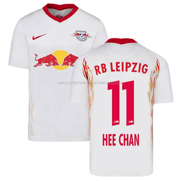 maillot hee chan rb leipzig 1ème 2020-21