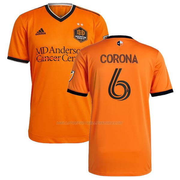 maillot joe corona houston dynamo 1ème 2021-22