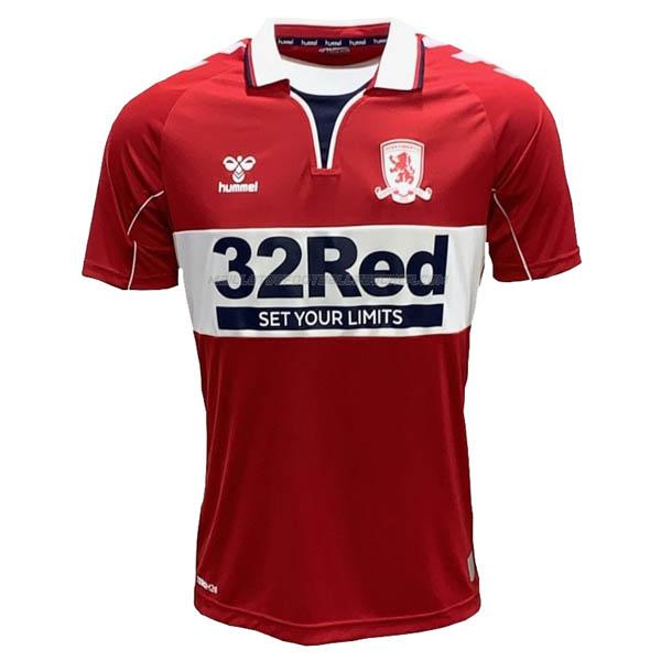 maillot middlesbrough 1ème 2020-21