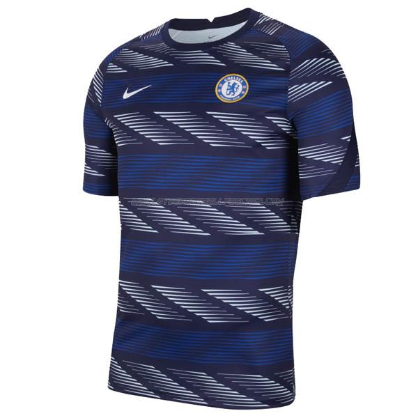 maillot pre-match chelsea 2020-21