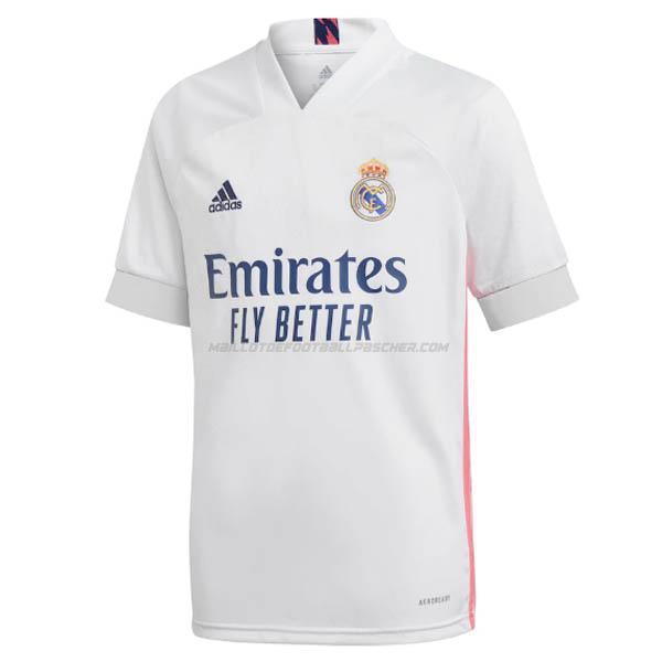 maillot real madrid 1ème 2020-21