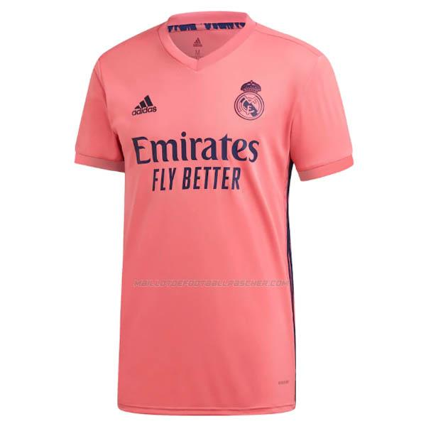 maillot real madrid 2ème 2020-21