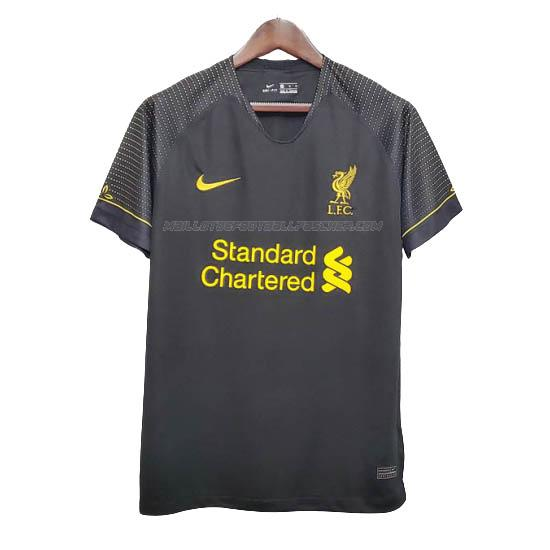 maillot training liverpool noir 2020