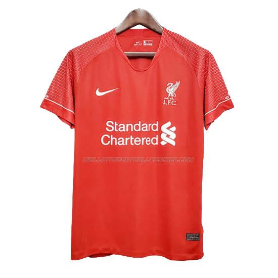 maillot training liverpool rouge 2020