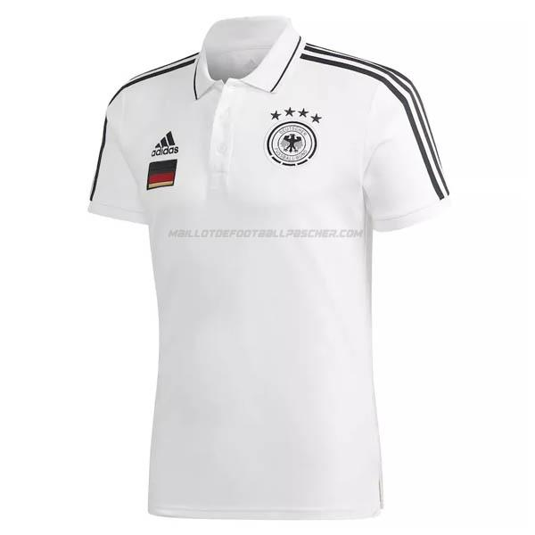 polo allemagne blanc 2021